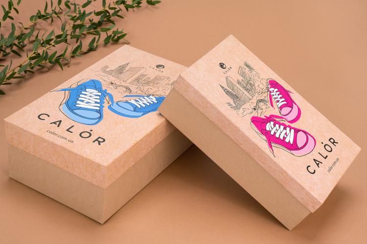 Крафтові коробки