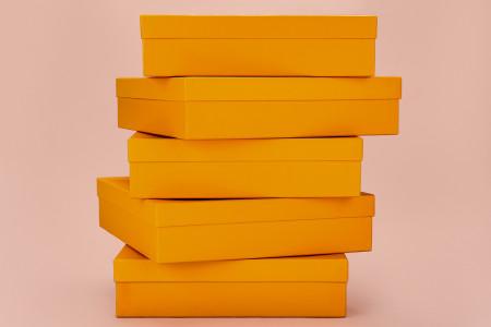 Коробки із палітурного картону