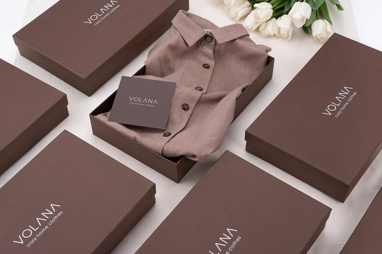 Коробки для одягу